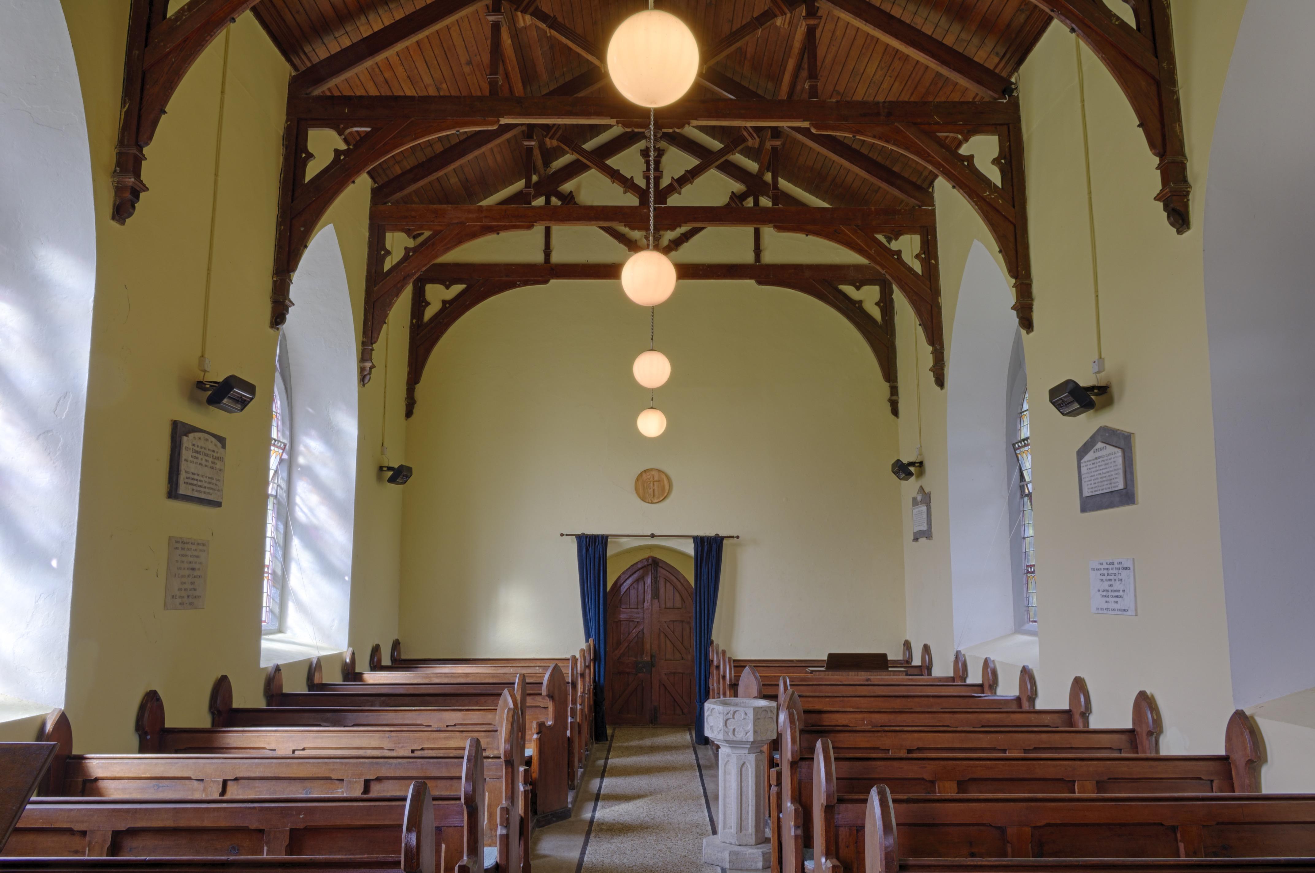Templetrine Church